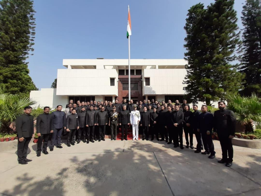 India's High Commission in Pak celebrates I-Day, hoists Tricolour
