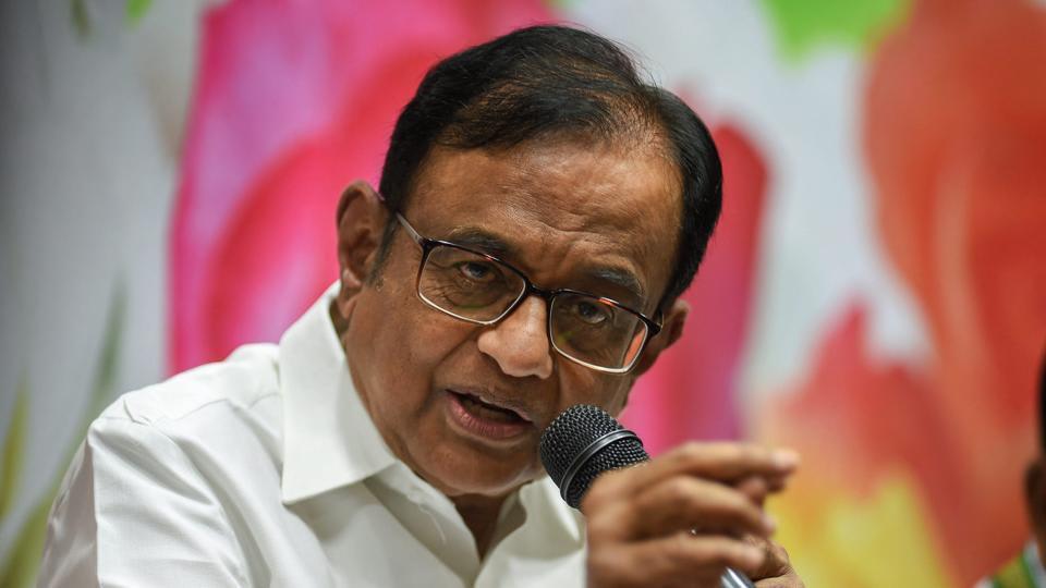 ED issues lookout notice against P Chidambaram in INX Media case