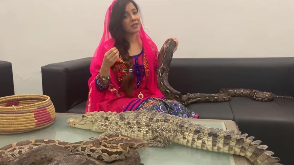 Rabi Pirzada video: Pakistani singer threatens PM Modi