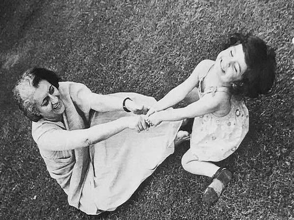 Priyanka Gandhi dedicates poem to Indira on 102nd birth anniversary