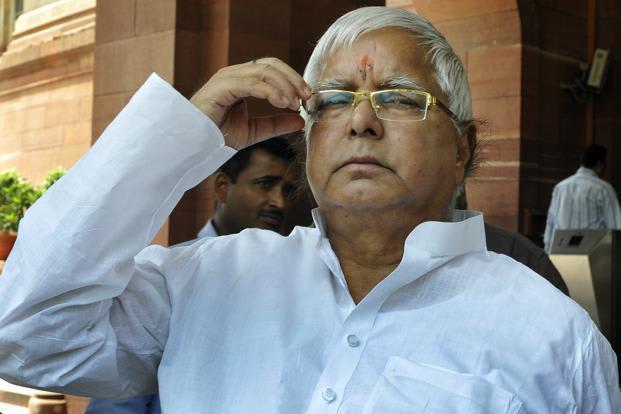 Lalu Prasad Yadav elected Rashtriya Janata Dal chief for 11th time