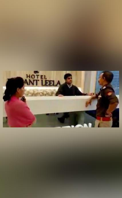 UP SP drops woman employee going alone at night back to hotel, scolds manager