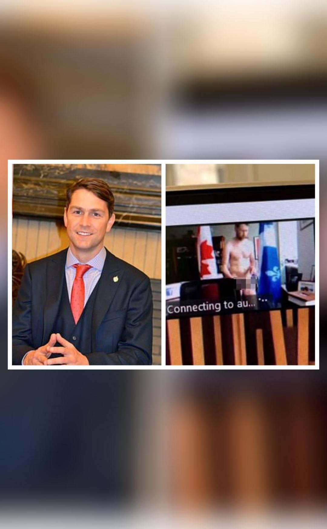 Canadian MP apologizes for naked mishap on Zoom: It wont
