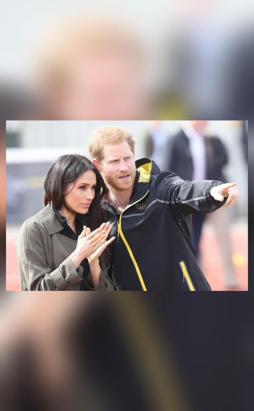 She thought it'd be unfair on me: Harry on Meghan fighting ...