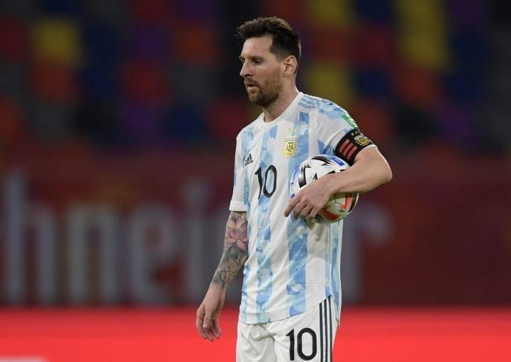 My biggest dream is to win a title with Argentina: Lionel Messi